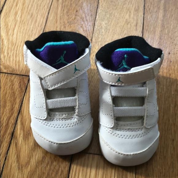 Jordan 5 Grape Infant Size 2c